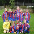 Under 12 Blues beat Honley 2 - 1