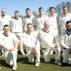 Westhoughton first X1  2014 away at Prestwich