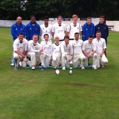 U18s cup winners future looks bright 1/9/2013