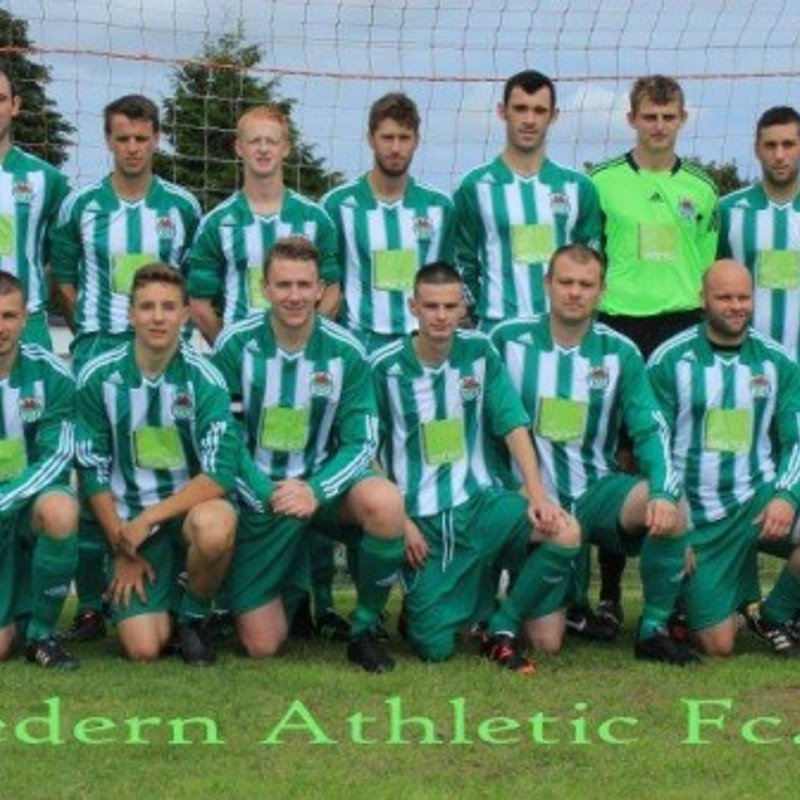 CPD Bodedern Athletic FC. lose to Bro Goronwy 2 - 3