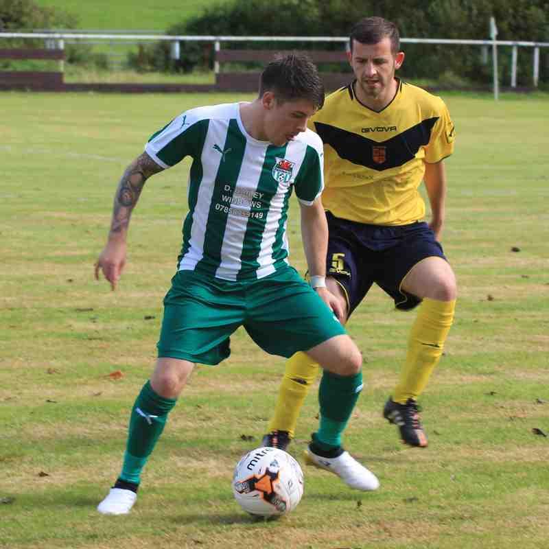 Wales Cup Qfy Rnd 2. Bodedern Ath 2 - 0 Aberffraw