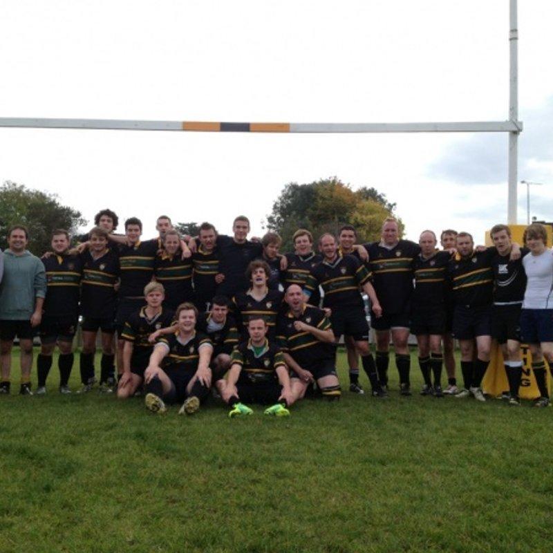 2nd XV beat Warley 1 67 - 12