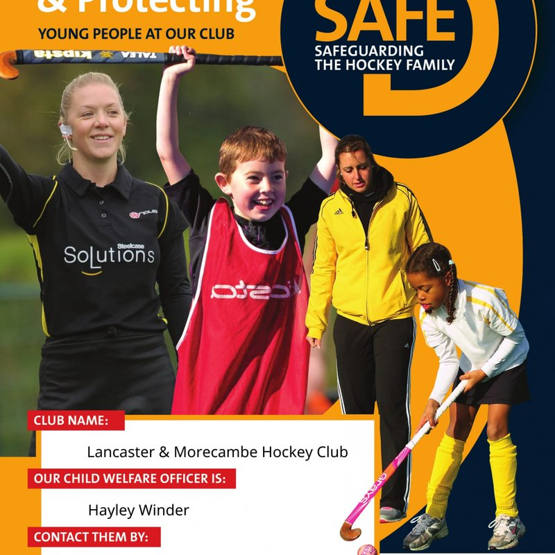 LMHC is committed to Safeguarding & Protecting young people at our club.