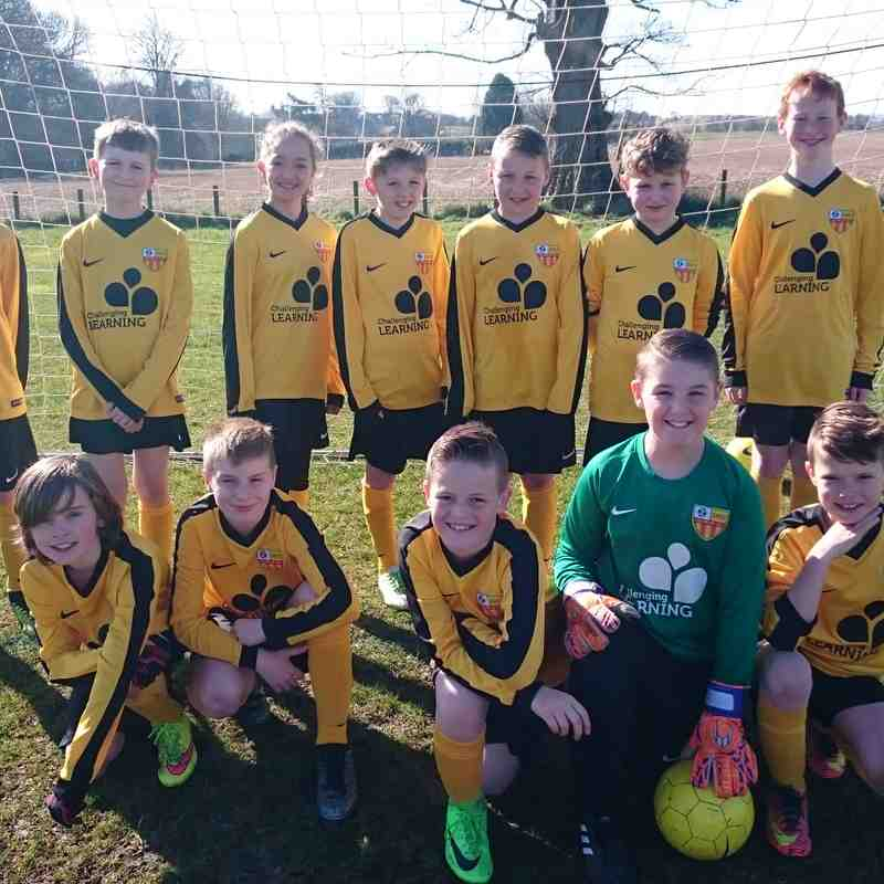U11s Derby Day 26 Mar 17