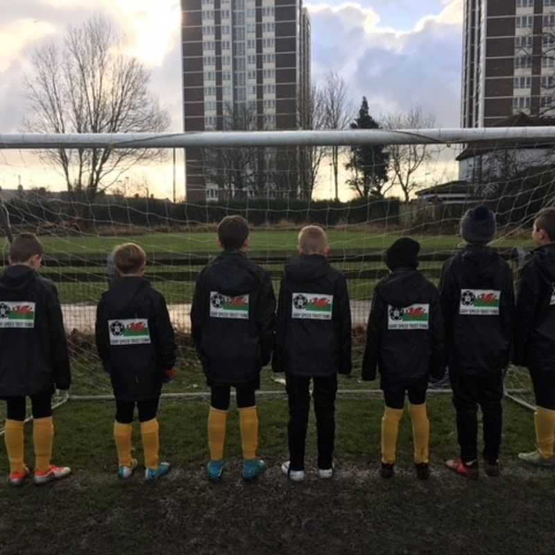 Gary Speed Foundation Sponsored Jackets