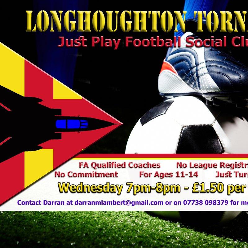 Longhoughton Tornados
