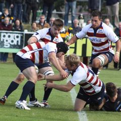 Esher v Old Albanians 29th Sept 2012