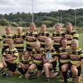 Girls Under 13's beat Bridgwater RFC 30 - 65