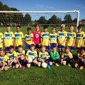 U12 Stallions  lose to Rothwell Juniors 1 - 2