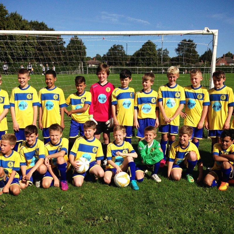 Grassington vs. Horsforth St. Margaret's AFC & JFC