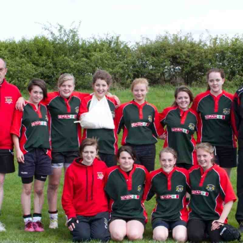 U15s at National 7s