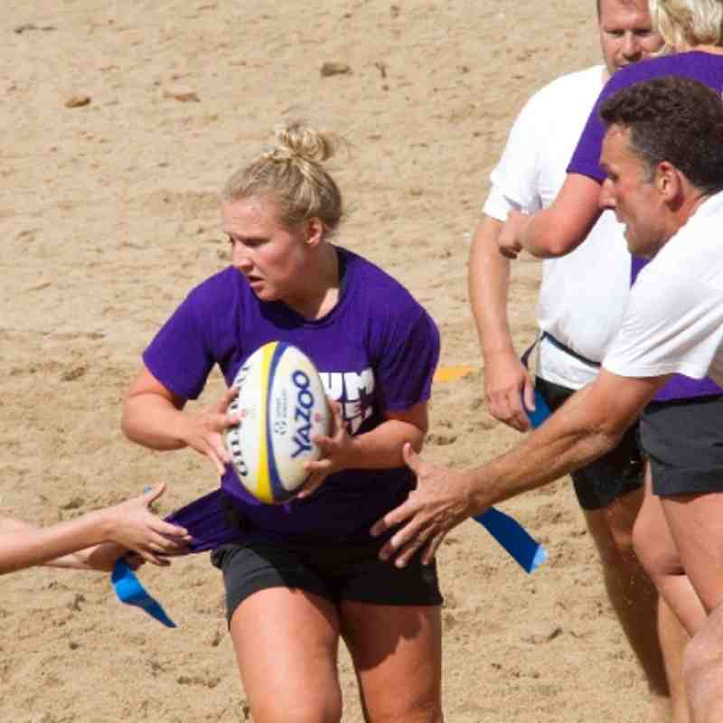 """Call Me Maybe"" Beach Rugby Friday"