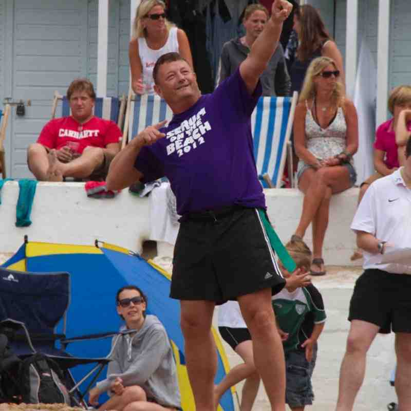 Call Me Maybe Beach Rugby Sunday