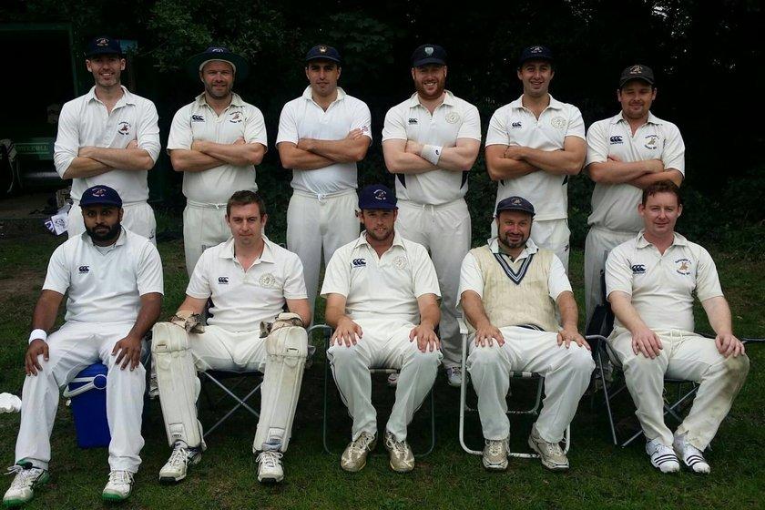 Roehampton Cricket Club vs. Nomads