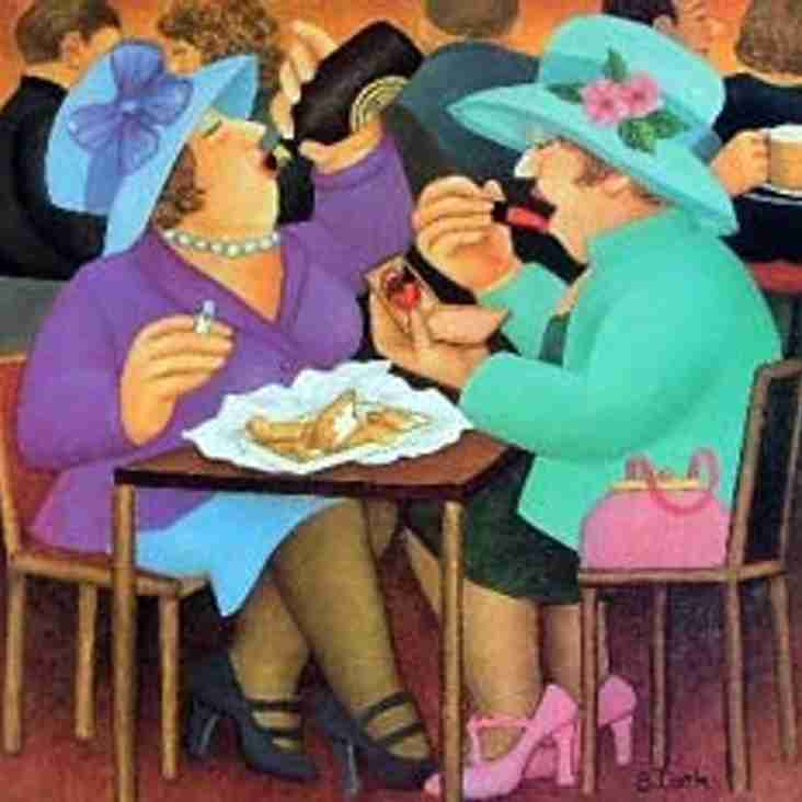 Ladies Lunch 10th February