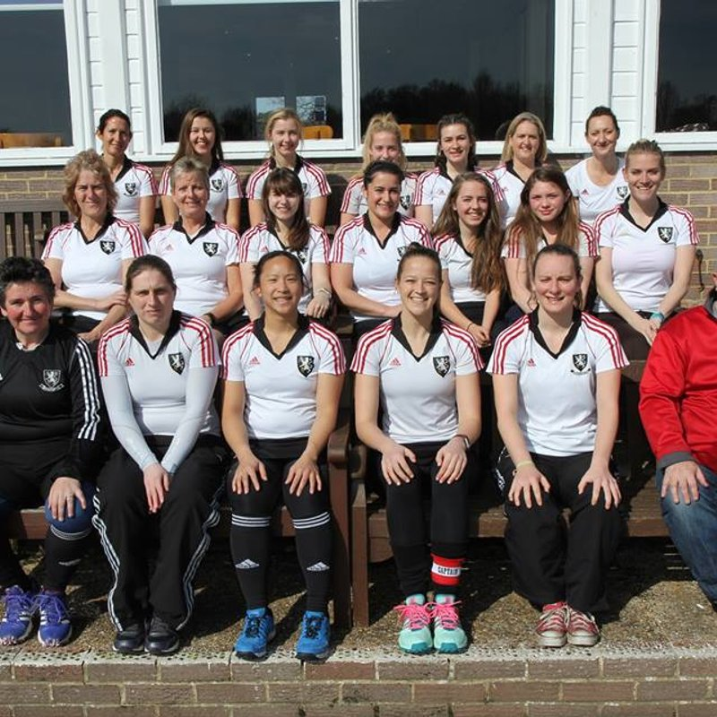 Ladies 2nd Team lose to Tulse Hill and Dulwich Ladies 2s 4 - 1