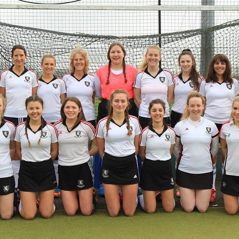 Ladies 3rd Team lose to Hailsham Ladies 1's 5 - 6