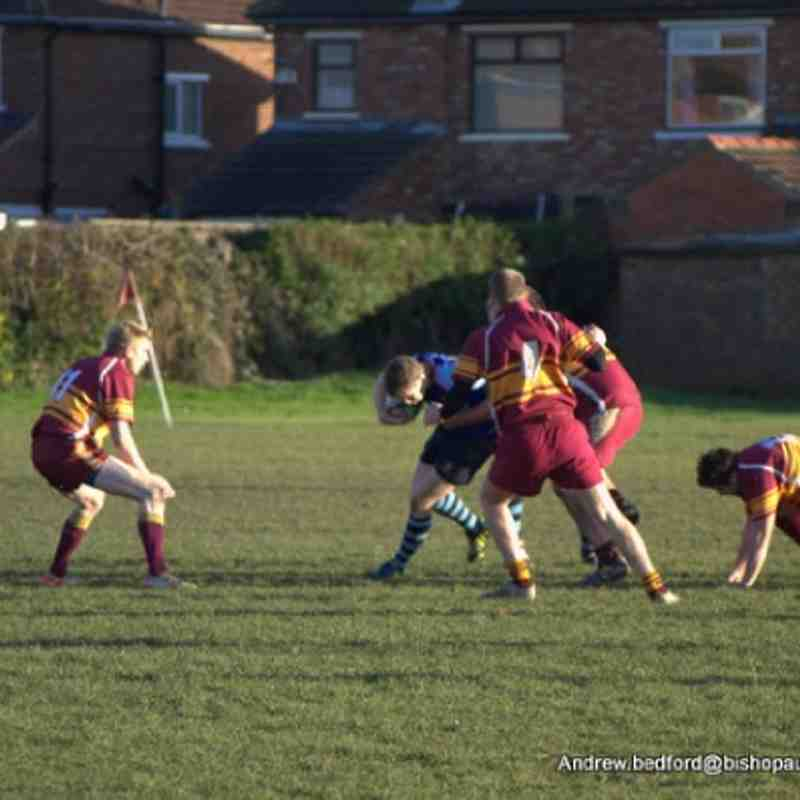 2nds v Middlesbrough by Andrew Beford