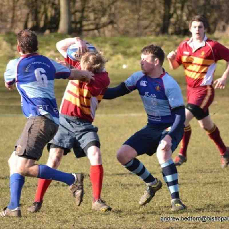 Bishop 2nds v Middlesbrough A