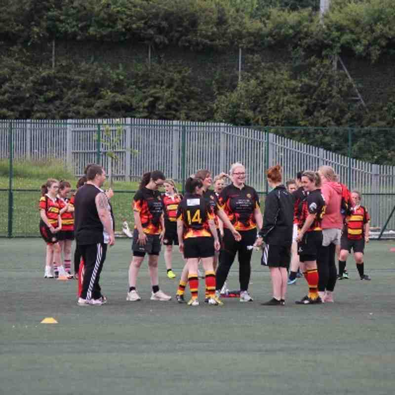 Ladies Touch at Houghton 23/06/14