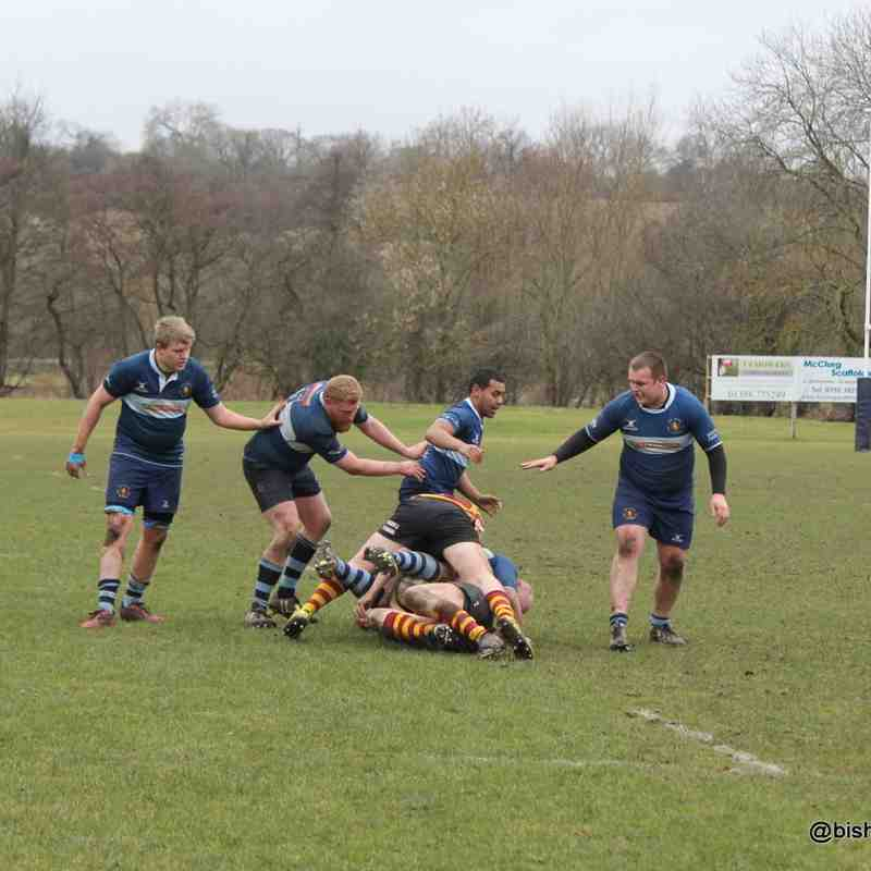1st v Seaton Carew 2015