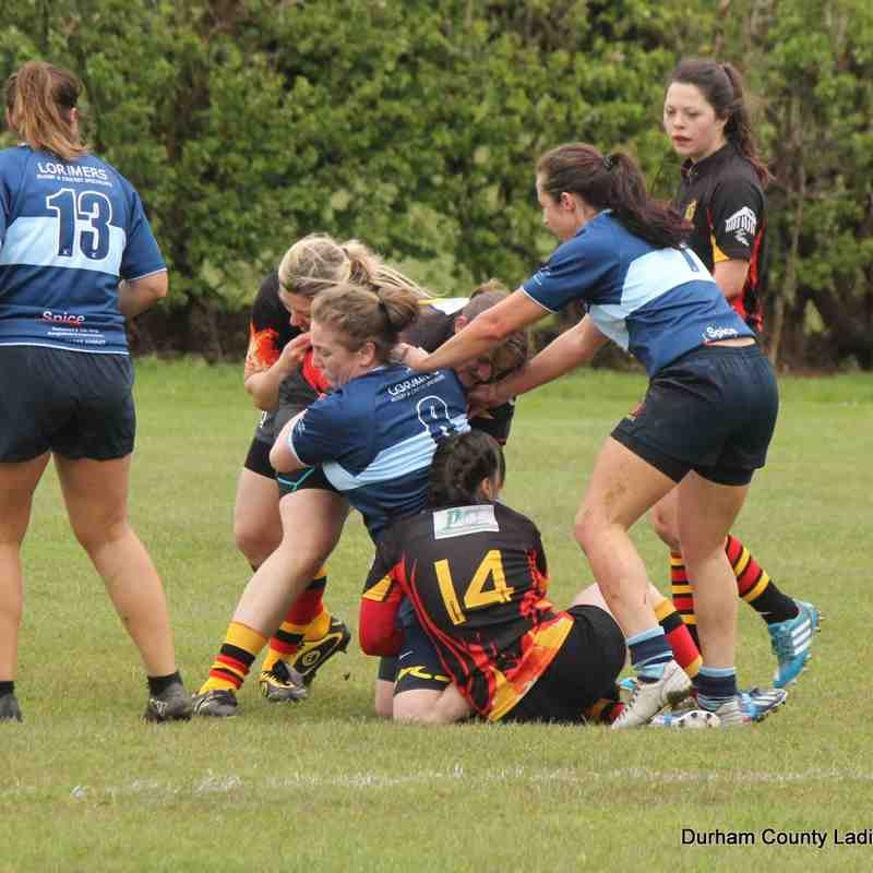Durham County Ladies Cup 2015 Round 1