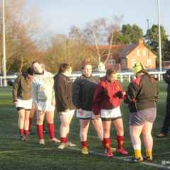 Durham County Girls U18s v Northumberland 2016
