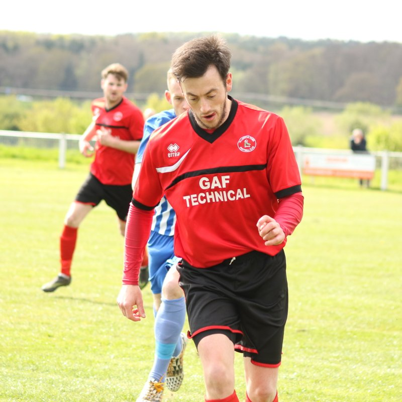 Ollerton's Last Home Game Ends in Hallam Defeat