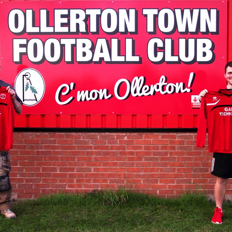 Ollerton Town Announce New Management Structure