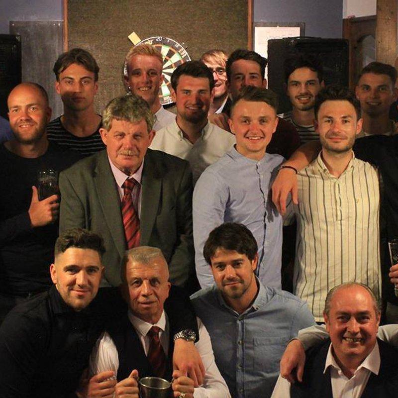 Ollerton Town Presentation Evening 2017