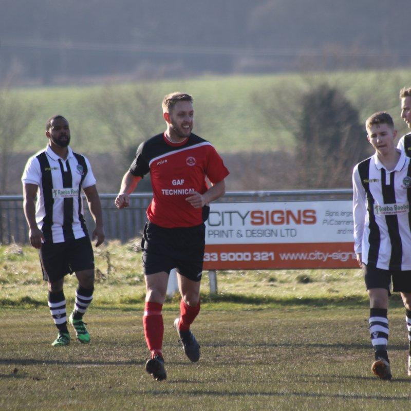 Ollerton Share Derby Points with Retford!