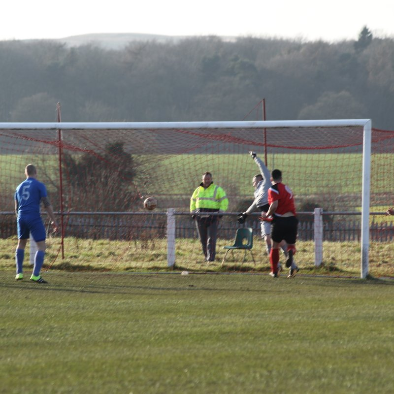 Ollerton Denied By Woodwork In Hallam Defeat