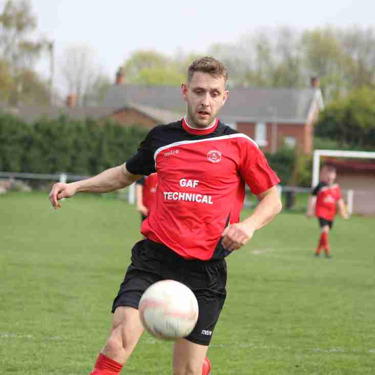 King Gets Fifty For Ollerton!