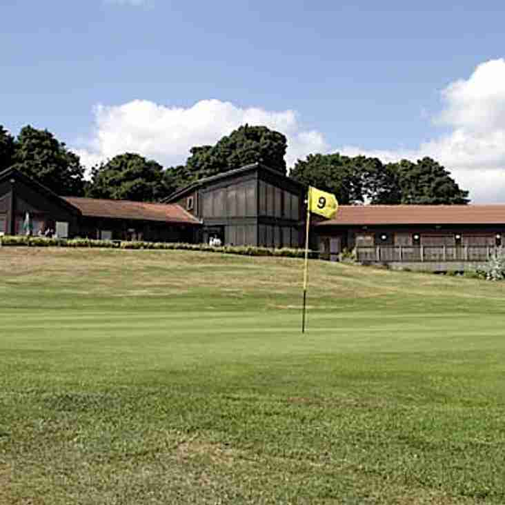 Ollerton Town Golf Day 2018!