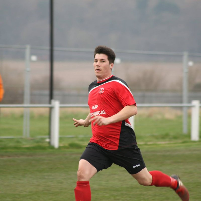Ollerton Town 1-0 Harworth Colliery Interview: Kyle Ludlow