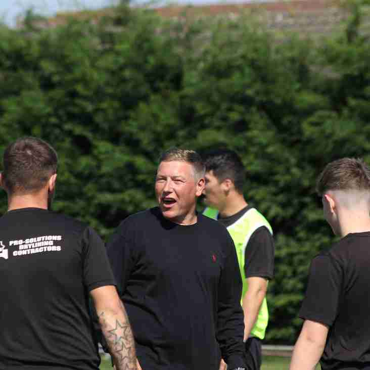 Ollerton Town 1-0 New Mills AFC Interview: Dave Winter