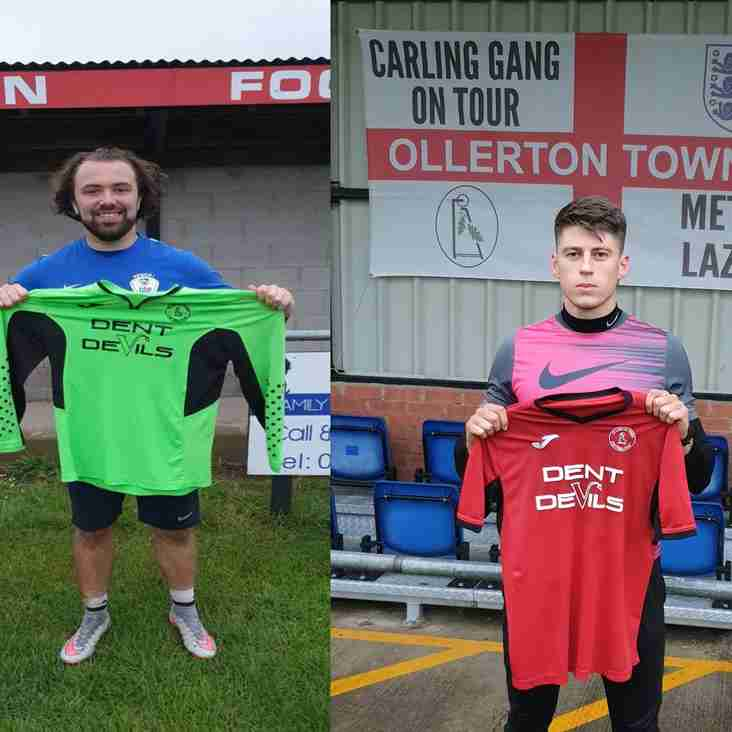 Ollerton Town Announce Two New Faces