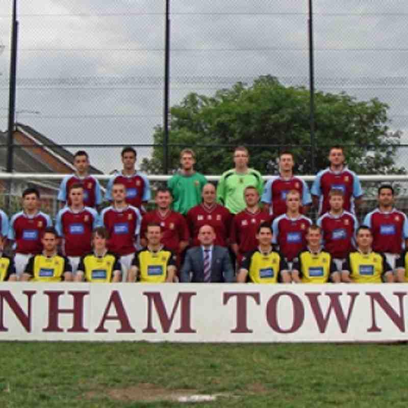 Farnham Town FC Images