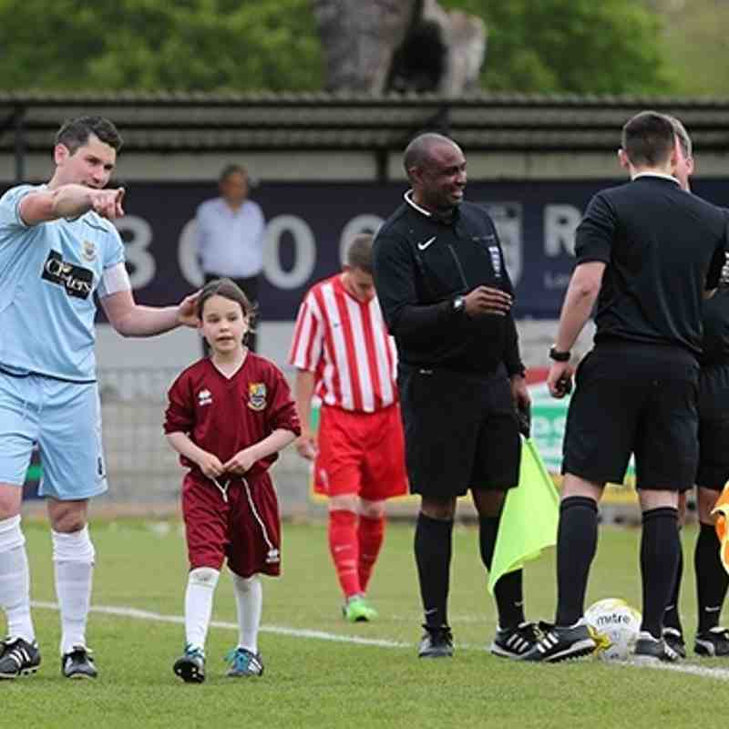 cherry Red Records Premier Challenge Cup Final 2016 - Camberley Town v Farnham Town (courtesy of Andy Nunn)