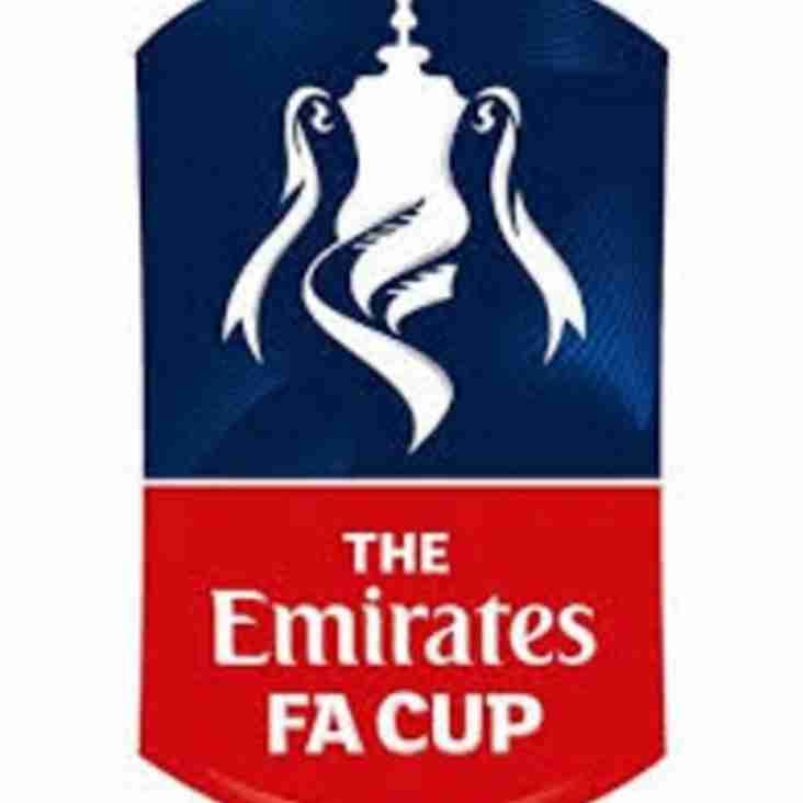 FA Cup Extra-Preliminary round