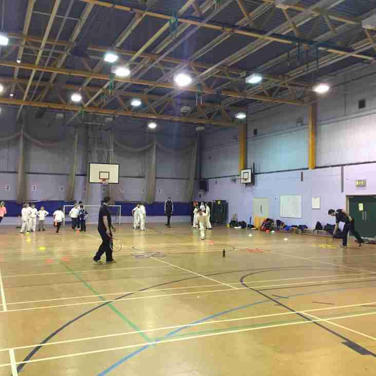 Junior Winter Nets & Training