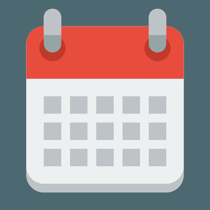 New for 2019: Cramlington Rockets Club Calendar