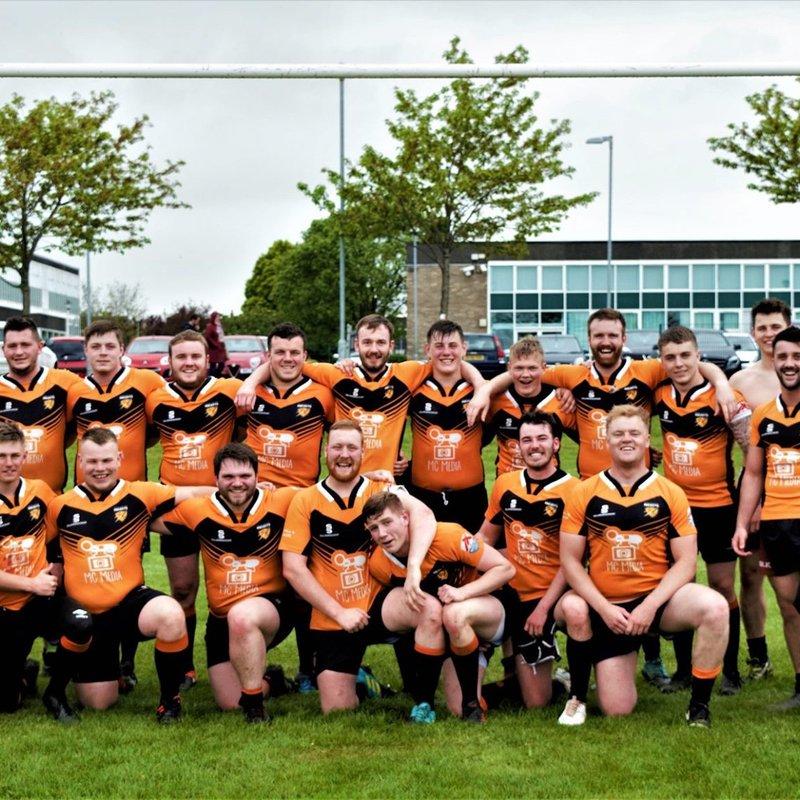 Edinburgh Eagles vs. Cramlington Rockets 1st XIII
