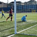 BANGOR FC 4-1 SPORT & LEISURE SWIFTS