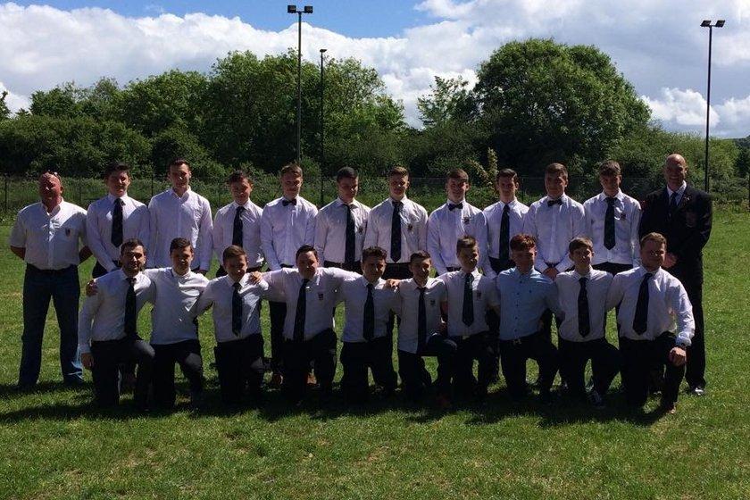 Under 17's beat Dursley RFC 29 - 15