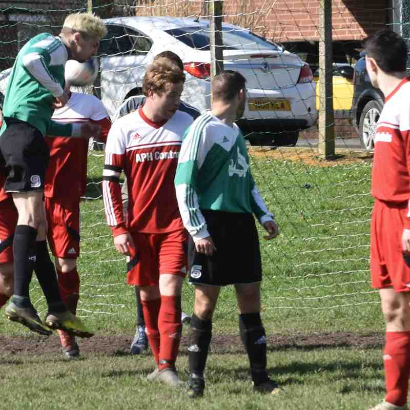 Isycoed vs Cunliffe Arms - 2016/17