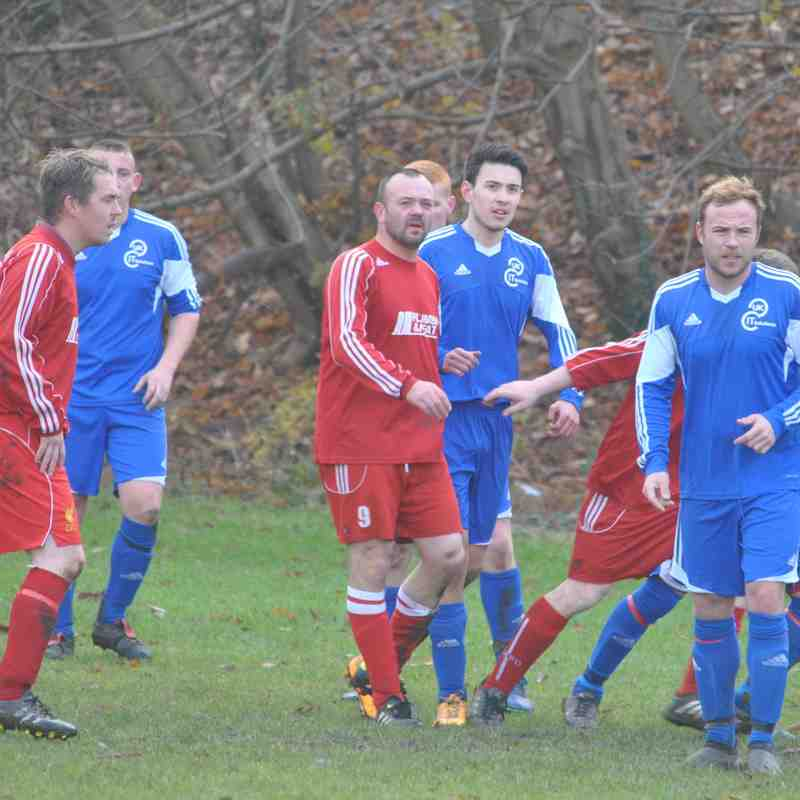 Gresford vs Cunliffe Arms