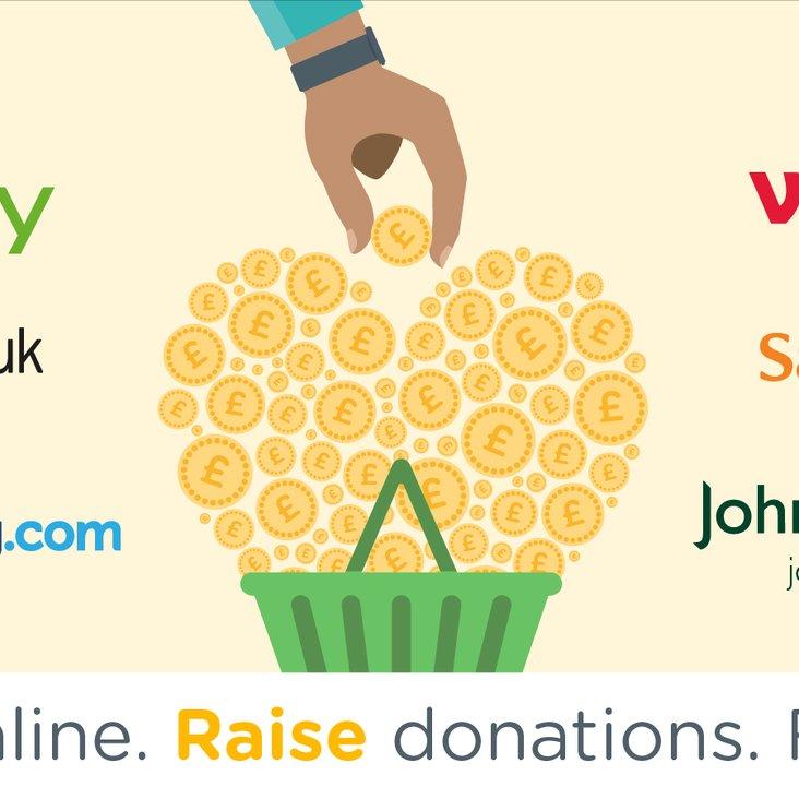 Support Yendys via Easyfundraising<