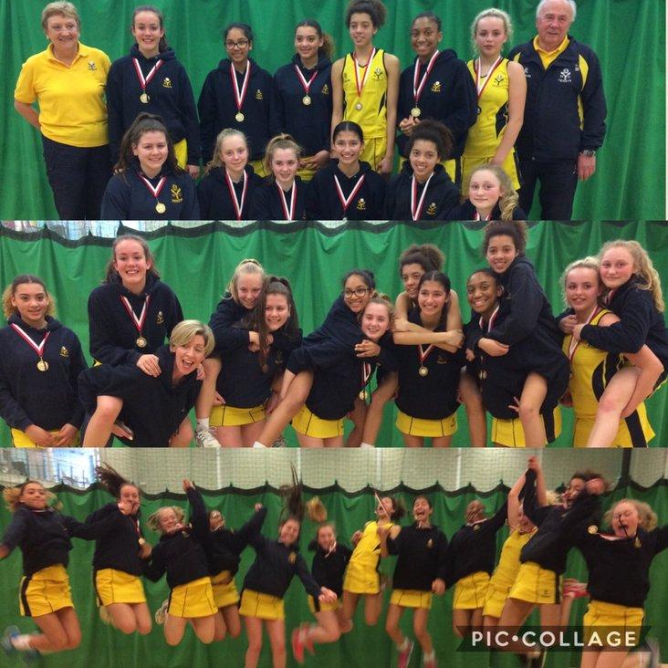 West Midlands Champions!<