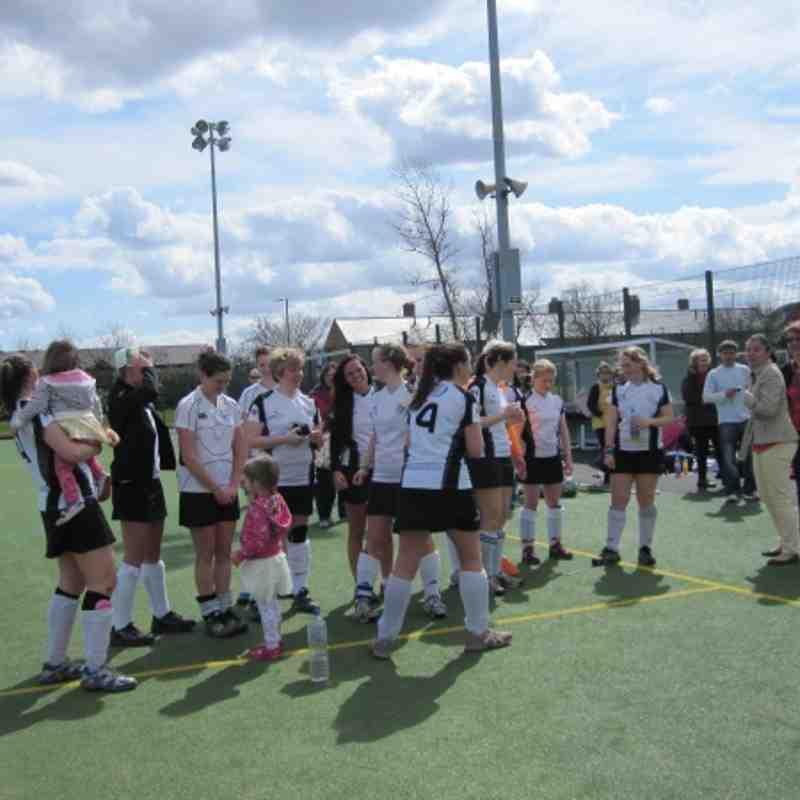 Northumberland Cup and Plate Finals - a good day for Newcastle Hockey Club